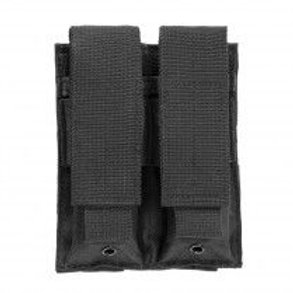 VISM® by NcSTAR® DOUBLE PISTOL MAG POUCH/BLACK