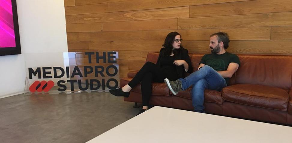 June 2019 - MEDIAPRO STUDIO (Madrid)