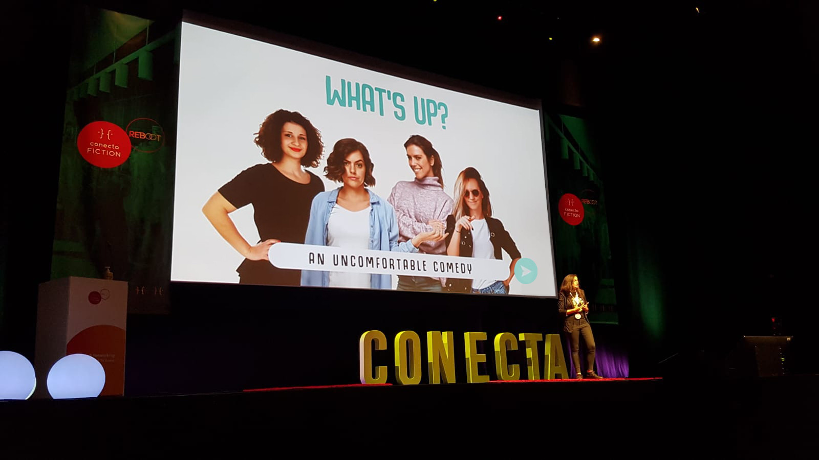 September 2020 - Conecta Fiction
