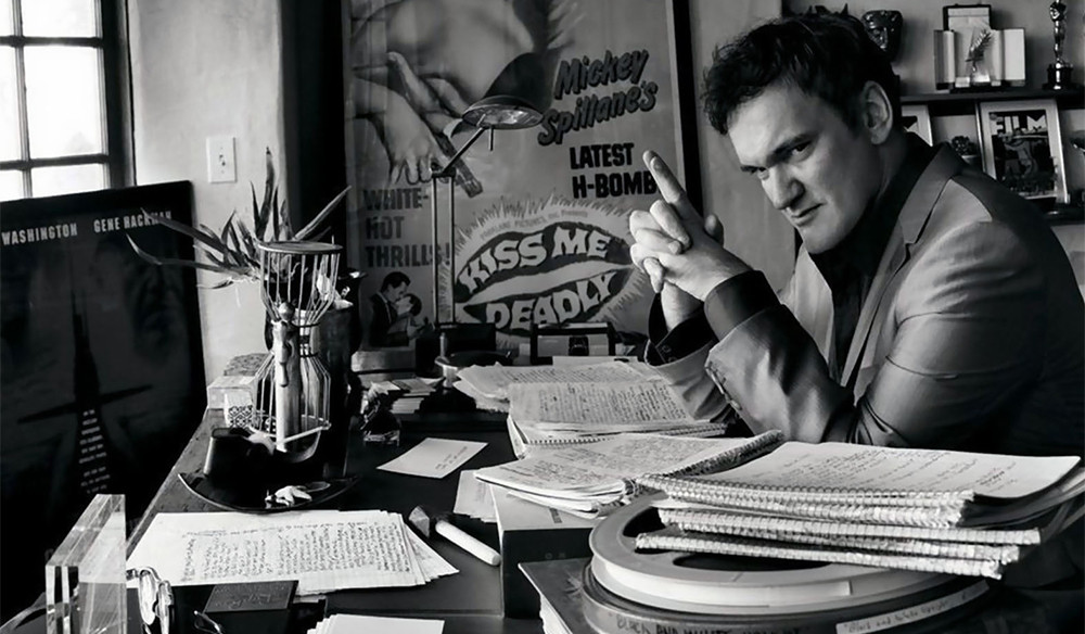 Tarantino Guionista