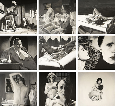 Bergman - 9 frames