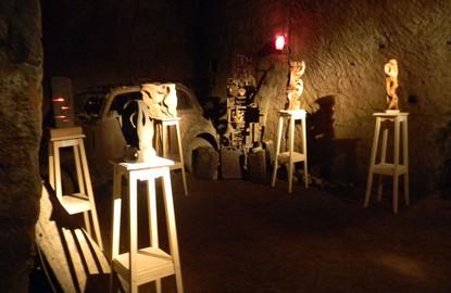 Galleria Borbonica Napoli 2014