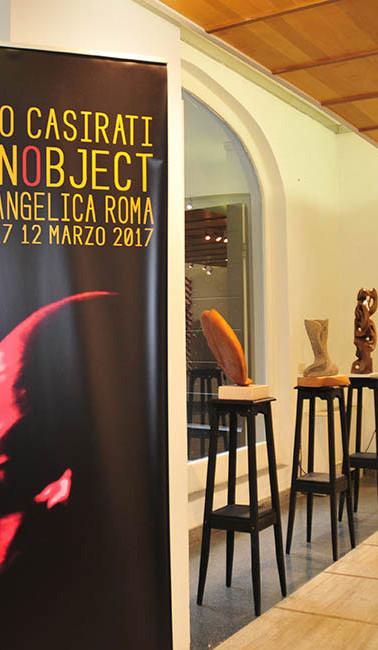 Galleria Angelica Roma 2017