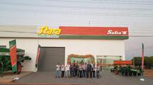 Safra's inaugura sua loja na cidade de Água Boa
