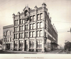 Bissman Building History - Ca. 1920