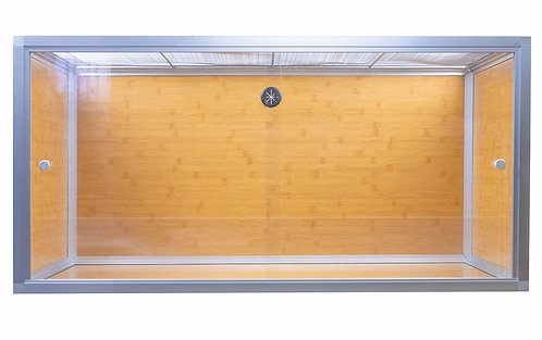 4'X2'X2' PVC Panel Reptile Enclosure - Zen Habitats