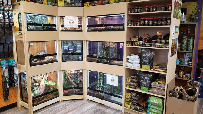Have you Checked out Lake Country Pet Store yet?!