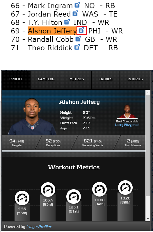 jeffery profile