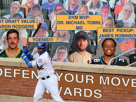 THE 7th ANNUAL DEFEND YOUR MOVES AWARDS!!!!!!!