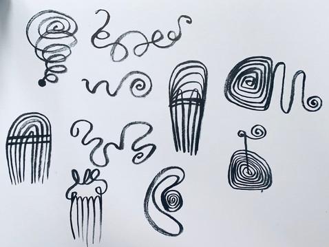 Spirals & Curves