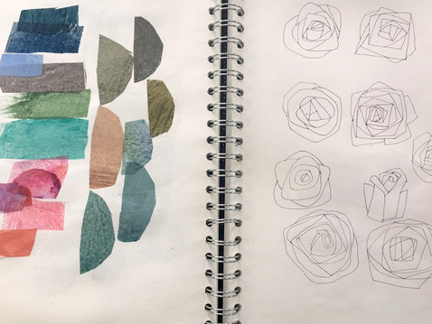 Drawing with Carbon Paper