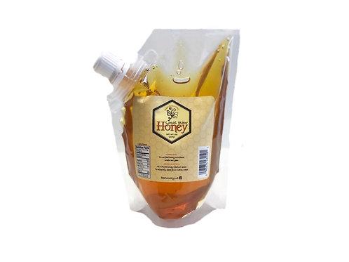 Bee Country EZ-Squeeze Raw Wildflower Honey