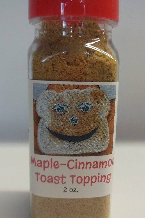 Merle Maple-Cinnamon Toast Topping