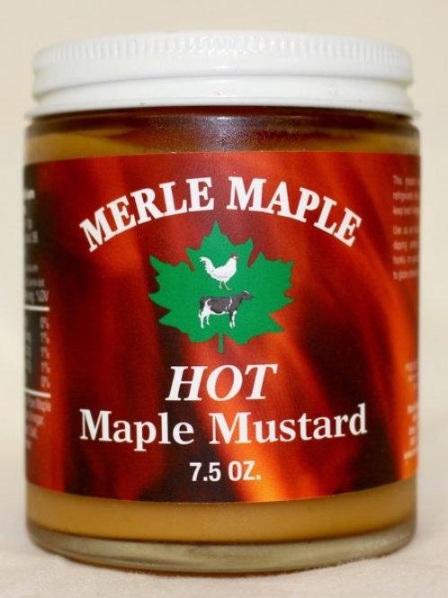 Merle Maple Mustards