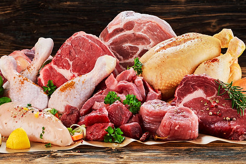 Meat Boxes -Starting at $65