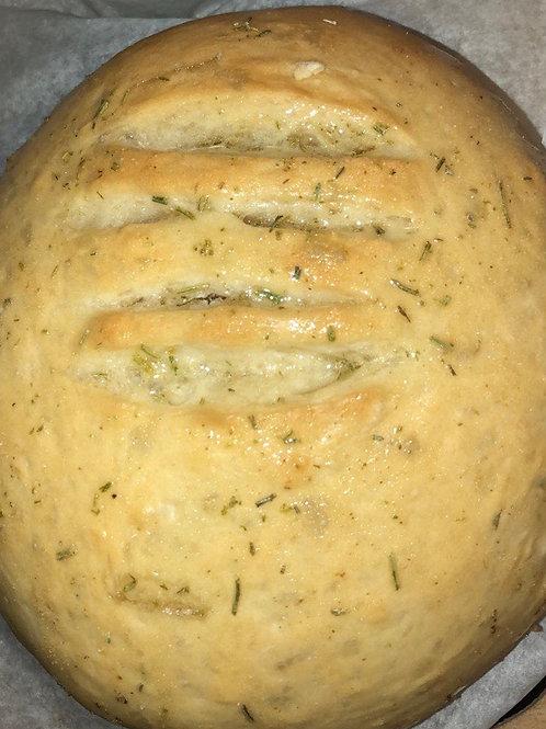 Rosemary & Garlic Bread