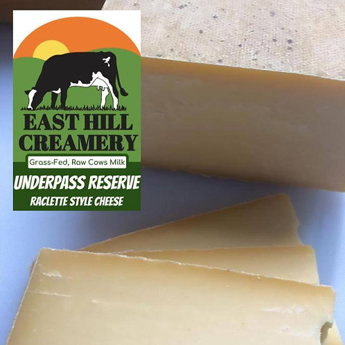 East Hill Creamery Underpass Reserve Cheese - 8oz