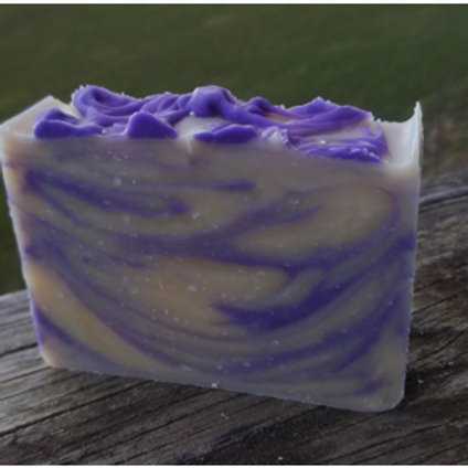 Blissful Acres Lilac Soap