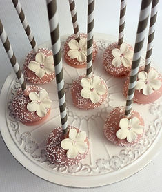 we provide cake pops for all occasions in toronto gta oakville and brampton