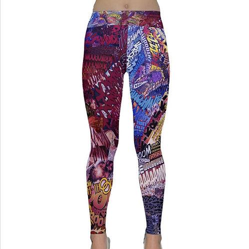 Booom Yoga Leggings