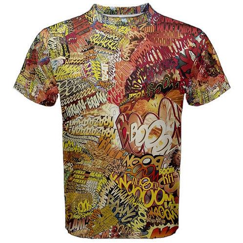 Booom Mens T-Shirt