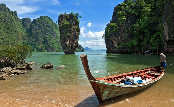island James Bond Phuket