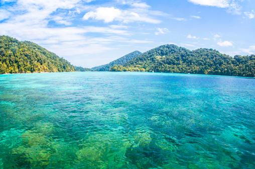 Canva - beautiful seascape at surin isla