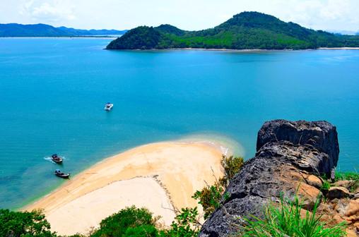 Canva - Yao Yai island and Yao Noi islan