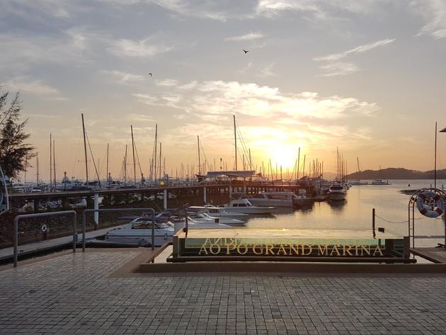 Ao o Grand Marina