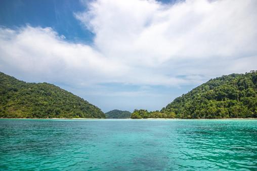 Canva - Travel Thailand - Surin Islands