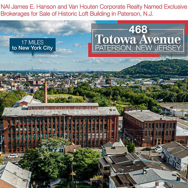 468 Totowa Ave   Named Exclusive Broker