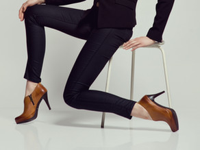 Where comfort meets style: sexy heels that won't make you cry