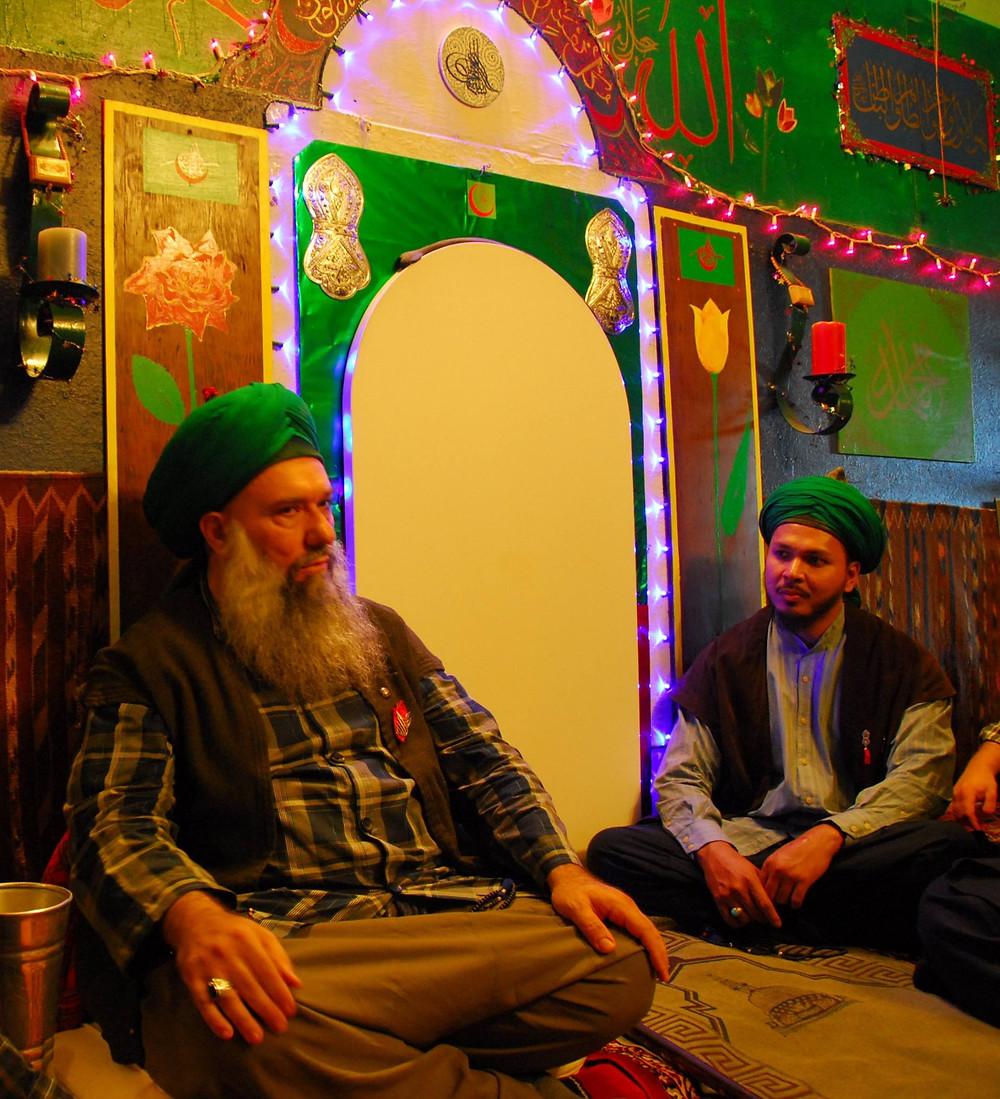 Sahibul Saif Şeyh Abdülkerim Efendi ve Halife Lokman Efendi