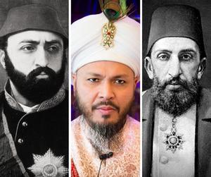 Sultan Abdül Aziz ve Sultan Abdül Hamid Han