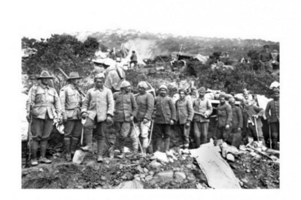 Çanakkale Savaşı Askerleri