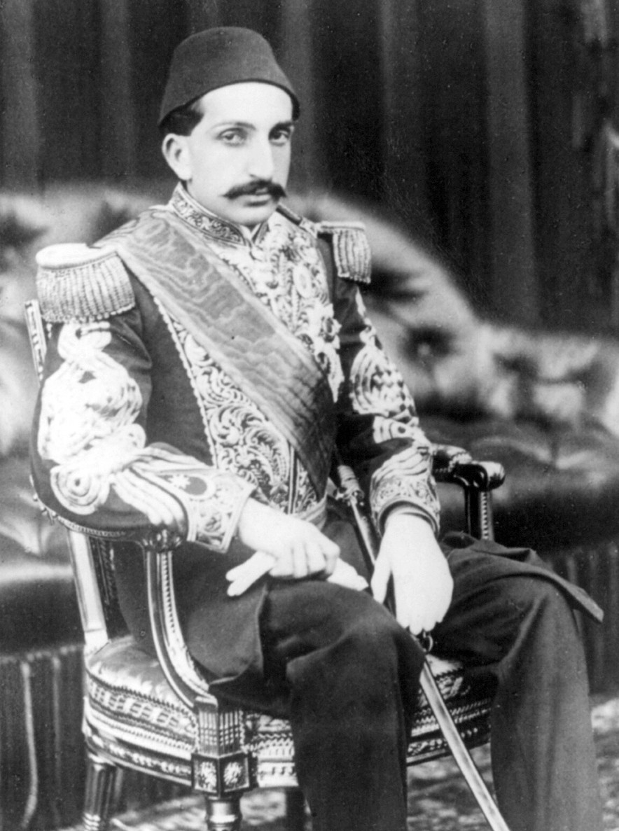 Sultan Abdülhamit Han Cennet Mekan