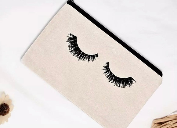 Eyelash everything bag