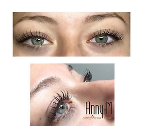 Perfect curl Lash lift + tint _Book your