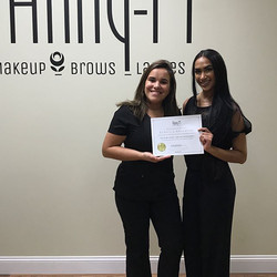 Another great VIP training graduate yesterday!! 🎓 _I #wish you the best, #thankyou for trusting me