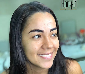 ombré brows_ Machine technique ✔️right a