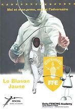 Blason JAUNE