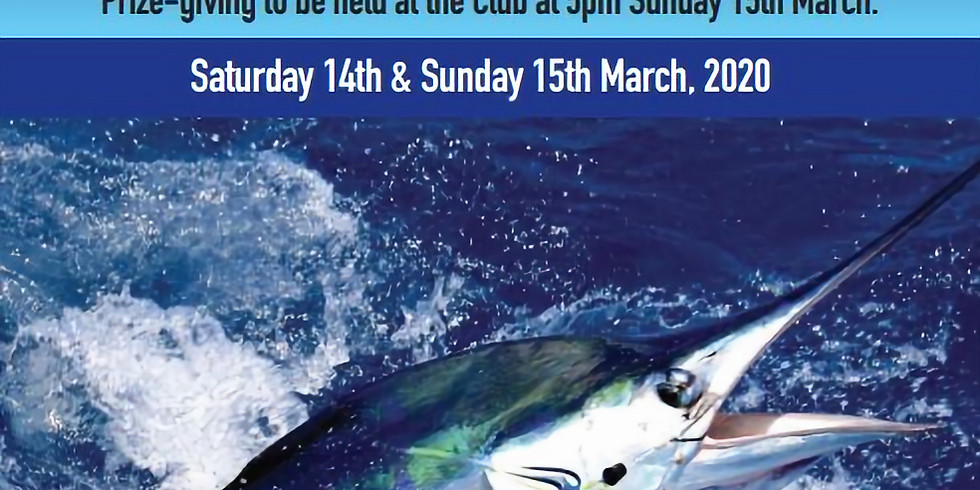 Marlin Tag & Release Tournament