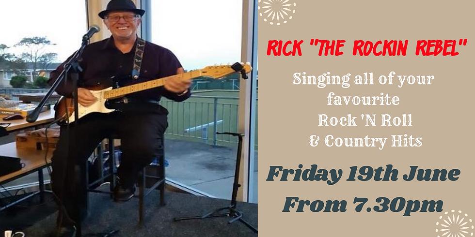 Rick Harris - Friday 19th June