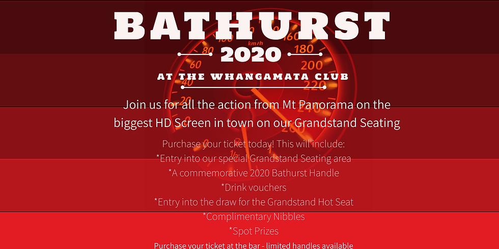 Bathurst - Sunday 18th October