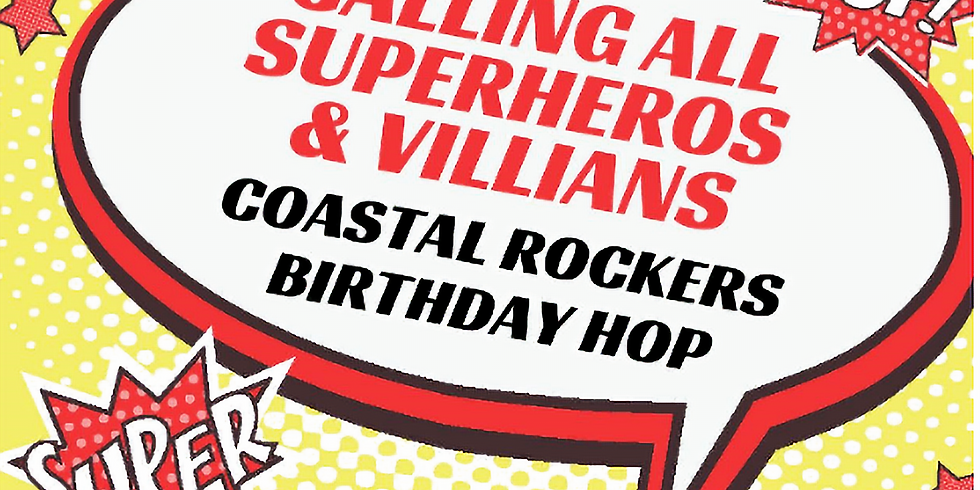 Coastal Rockers Birthday Hop