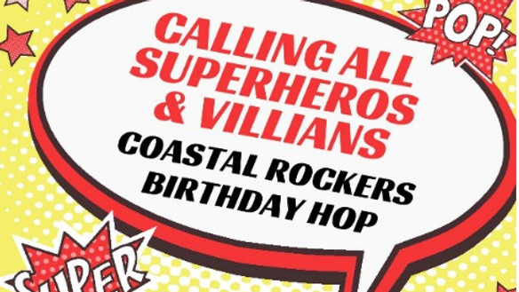 Coastal Rockers Birthday Hop