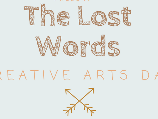 THE LOST WORDS AT BRADLAUGH FIELDS