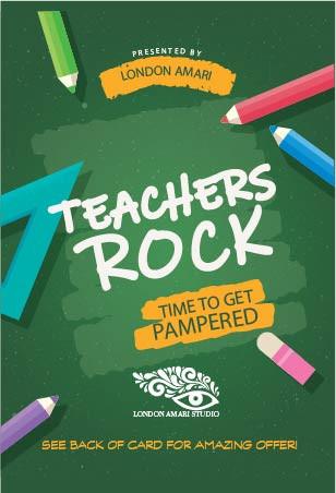 Teachers' Promo