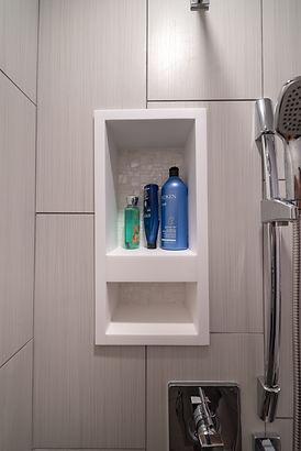 Bathroom niche Ottawa