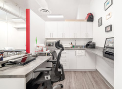 Return to Play-Office Renovation